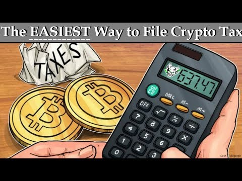 Crypto-Currency Taxes | Everything you need to know to File in 2018 | Easiest Way to File Crypto Tax