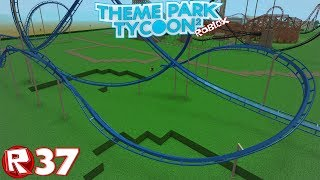 Roblox - Episode 37 Theme Park Tycoon 2 - Bolognese-a-Bolitise B-M / EN