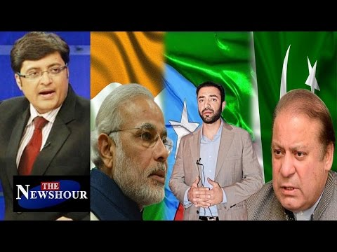 India-Baloch Unity Force Against Pakistan: The Newshour Debate (20th Sep 2016)