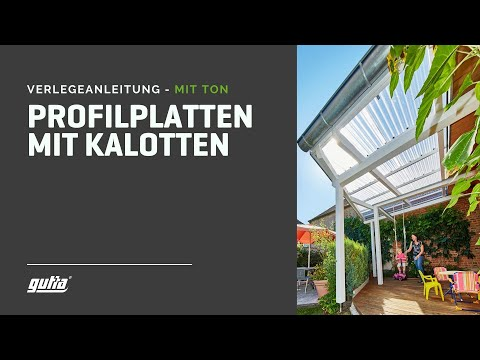 verlegevideo f r lichtplatten und wellplatten doovi. Black Bedroom Furniture Sets. Home Design Ideas
