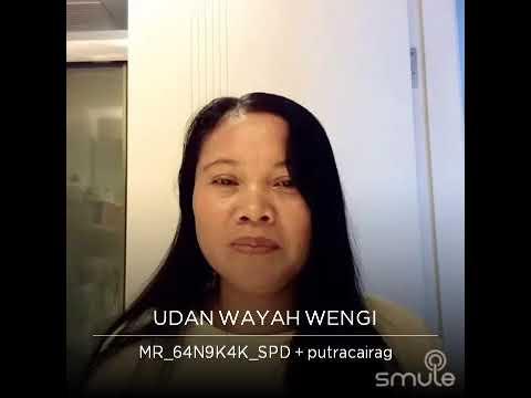 Udan wayah wengi