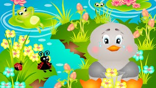 The Ugly Duckling/El Patito Feo (audio inglés/texto inglés-español)