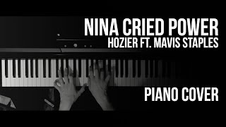 Nina Cried Power - Hozier ft. Mavis Staples - Piano Cover