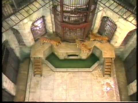 Fångarna på Fortet 1995 - Avsnitt 3 del 1 - Släpp oss emot borgen