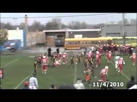 2010 Bronco Football Highlights