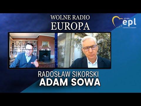 O Wyzwaniach Dla Biznesu - Z Adamem Sową, Prezesem Cukierni Sowa Rozmawia Radosław Sikorski.