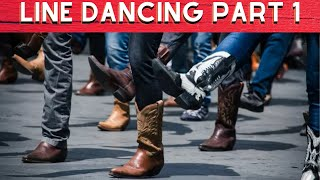 How to Do the Wobble   Line Dancing Philippines Style Part 1 - Howcast