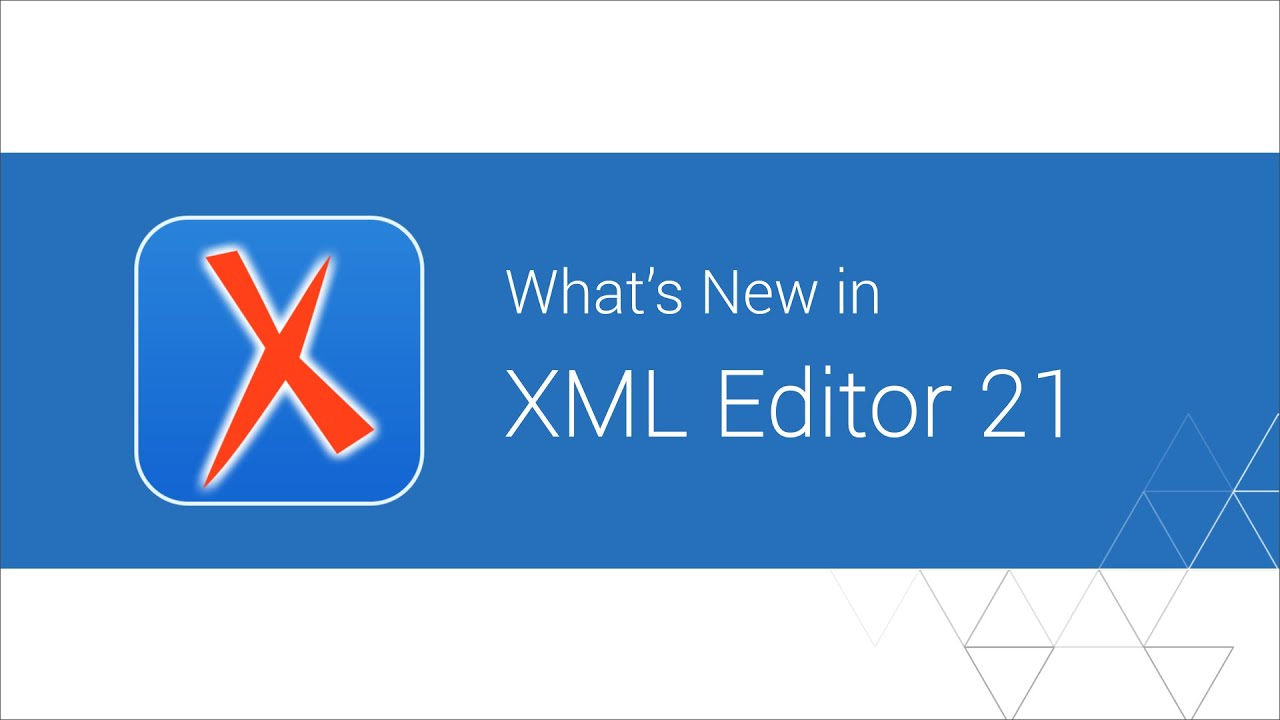 What's New in Oxygen XML Editor 21