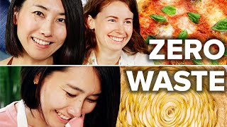 I Tried Cooking With Zero Waste