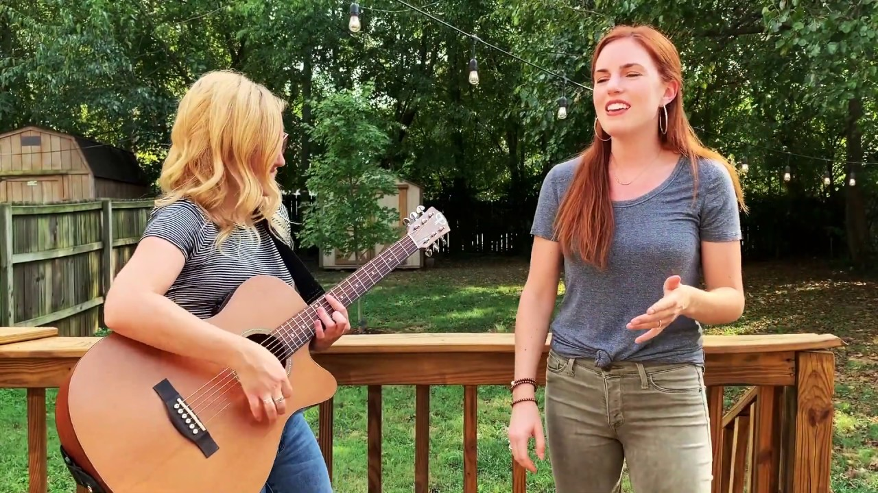 The Bones - Maren Morris (Cover by Sheridan Gates & Meg Williams)