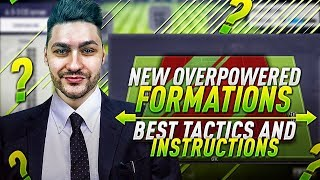 Video FIFA 18 NEW OVERPOWERED FORMATION !!!! BEST TACTICS & INSTRUCTIONS !!! SPECIAL NEW FORMATION !!!! download MP3, 3GP, MP4, WEBM, AVI, FLV Agustus 2018