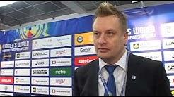 Päävalmentaja Karo Kuussaari: Pelitapamme yllätti Sveitsin