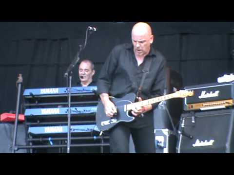 The Stranglers No More Heroes 40th Glastonbury 2010