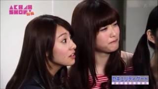 乃木坂46showでのコント「セキュリティゲート」
