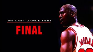 MICHAEL JORDAN THE LAST DANCE FEST FINAL