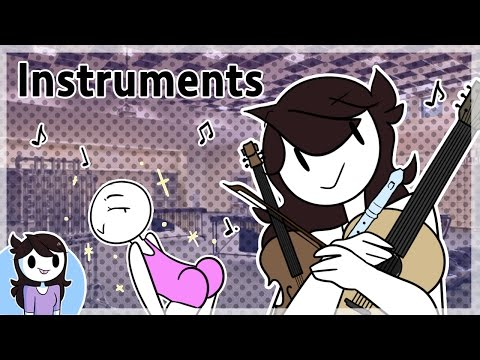 Thumbnail: My Instrument Experiences