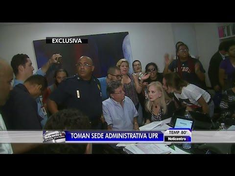 RESTRINGEN LIBERTAD Y AMENAZAN A LA JUNTA DIRECTIVA DE LA UPR
