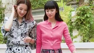 Irene Kim x Angela Yuen 模特兒速成班