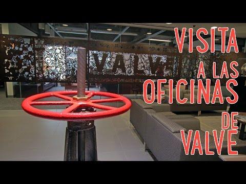Visita a las oficinas de VALVe (VR)