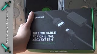 Xbox Classic - Going 1080i Full HD Quality with the POUND HDMI Cable