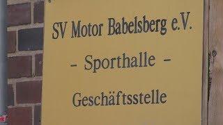 Ein Dach überm Kopf - SV Motor Babelsberg Video