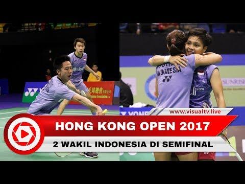 Marcus/Kevin dan Greysia/Apriani Tembus Semifinal Hong Kong Open 2017 Mp3
