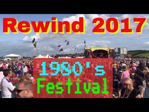 Rewind Festival 2017 South (Henley) Belinda Carlisle, Midge Ure, Kim Wilde