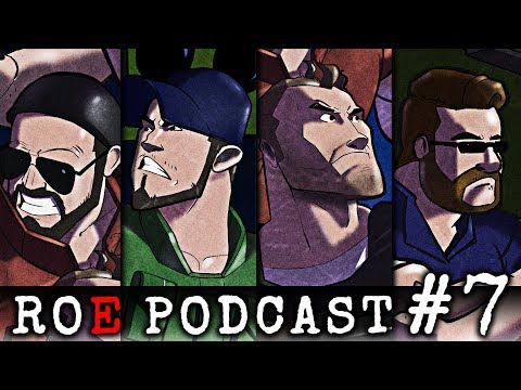 ROE Podcast #7 - Latest Resident Evil News + GIVEAWAY!