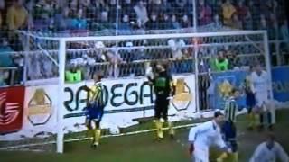 Kaučuk Opava - Baník Ostrava 3:0