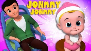Johny Johny | Junior Squad | Song For Toddlers | Kindergarten Video For Babies by Kids Tv