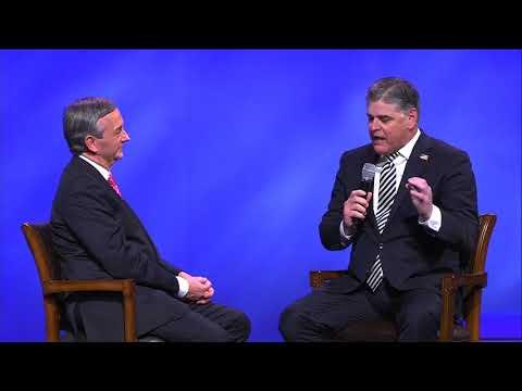 Dr. Robert Jeffress Interviews Sean Hannity (10-22-17)