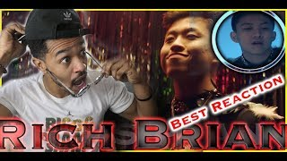 ❄️🔥 BRIANS NEW TALENT! Rich Brian - Cold (Official Music Video) REACTION 🔥❄️