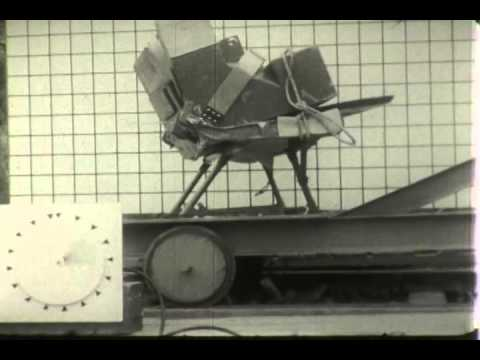 F 2070 Aerotherm Testing of Aircraft Seats 1958