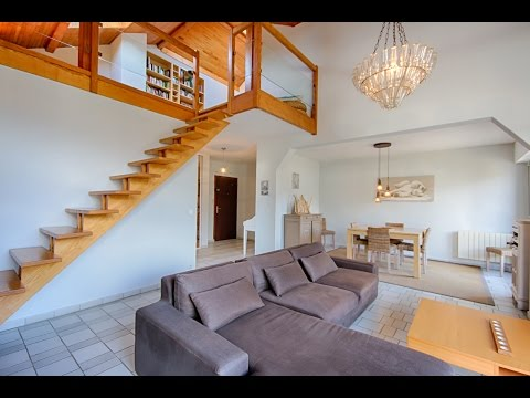 Saint Jorioz à vendre  Beau Type 4/5 duplex de 130 m2 au sol avec terrasse
