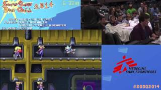 Summer Games Done Quick 2014 - Part 110 - Mighty Switch Force