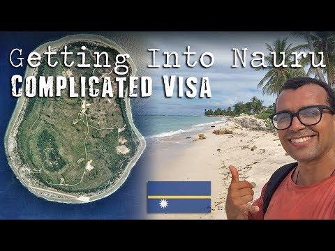 Nauru's Complicated Visa Process