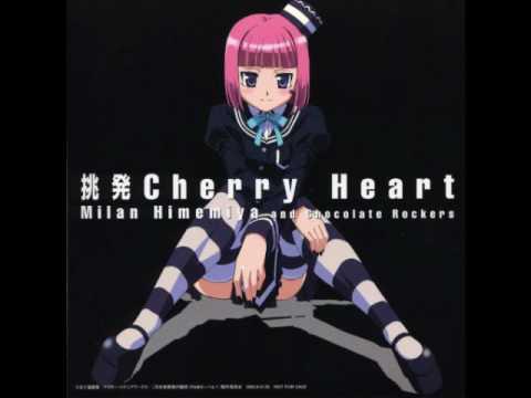 chouhatsu cherry heart