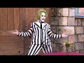 Beetlejuice Speed Dating - Universal Studios Hollywood Theme Park