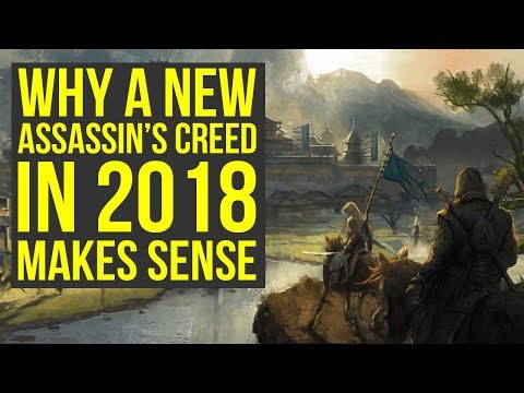 Why A New Assassin's Creed Game In 2018 MAKES A LOT OF SENSE (Assassin's Creed Dynasty - AC Dynasty) thumbnail