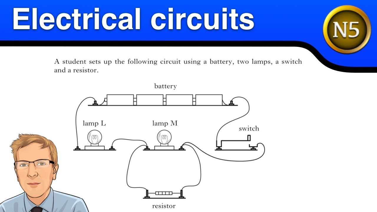 National 5 Physics - Electrical circuits