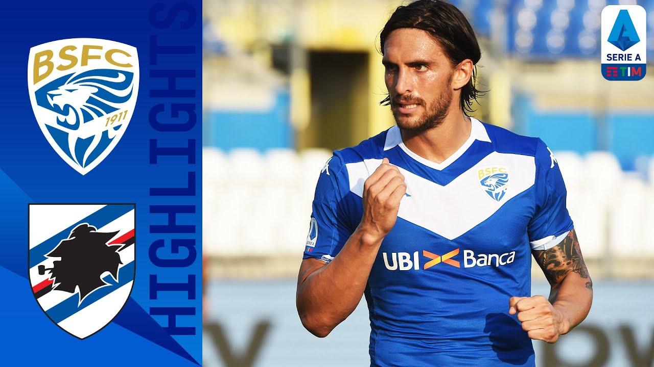 Brescia 1-1 Sampdoria (მიმოხილვა)