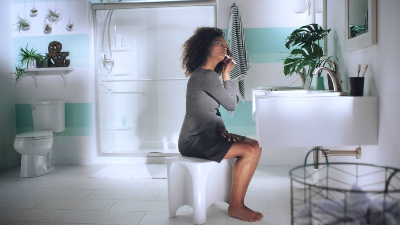 Sterling Seated Shower Solutions - YouTube