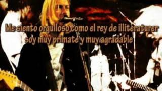 Nirvana - Very Ape (subtitulado castellano) (Remix relajante)