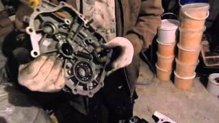 ремонт та збірка мотора (частина№2) WEIMA WM178FE (дизель 6 л. с.)