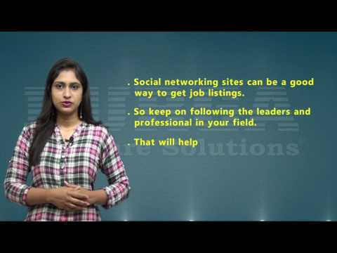 SEARCH SMART...STAND OUT TOP MOST||SMART JOB SEARCH STRATEGIES