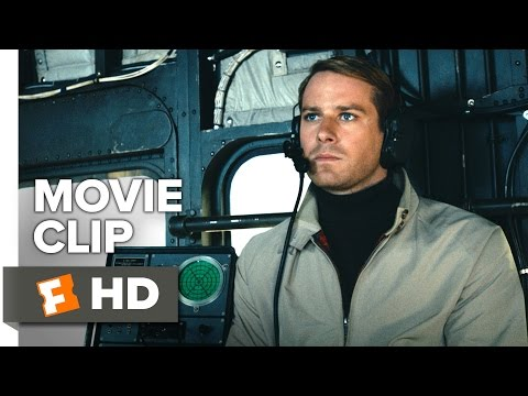 The Man from U.N.C.L.E. Movie CLIP - Special Day (2015) - Armie Hammer Action Movie HD