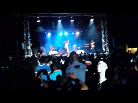 Tamsir Petit Banlieuz'art - Concert Dakar