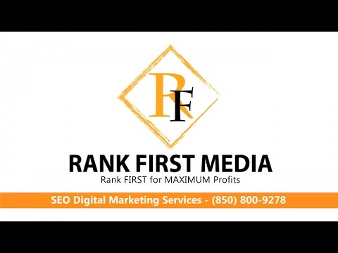 Panama City Beach SEO Marketing-Rank First Media (850) 800-9278