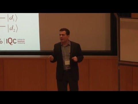 Michele Mosca - Quantum Algorithms