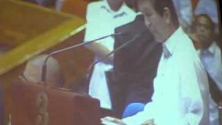 Roilo Golez interpellation, speech of Cong. Jun Alcover, Anad PartyList, 7 March 2011 (6)